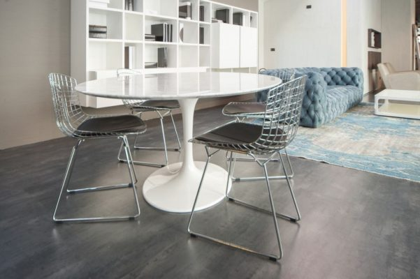 Sedia Panton Trasparente : Quale sedia abbinare al tavolo tulip? instant design