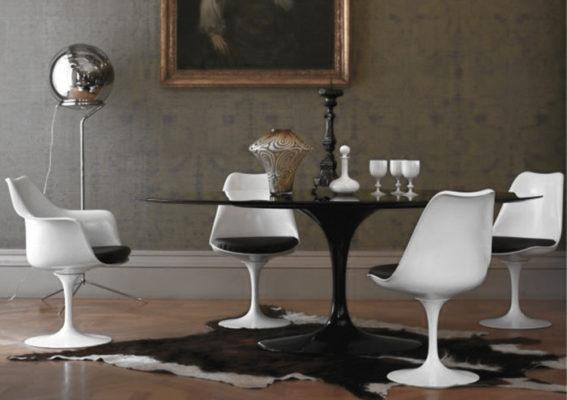 Quale sedia abbinare al tavolo Tulip? - Instant Design
