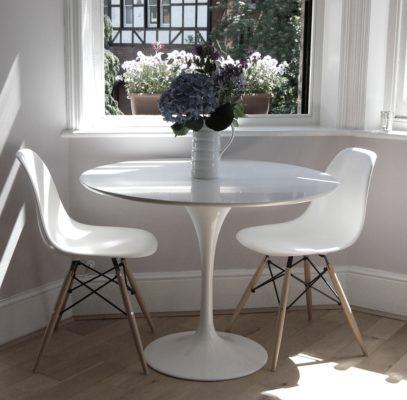 Mar Sedie E Tavoli.Quale Sedia Abbinare Al Tavolo Tulip Instant Design