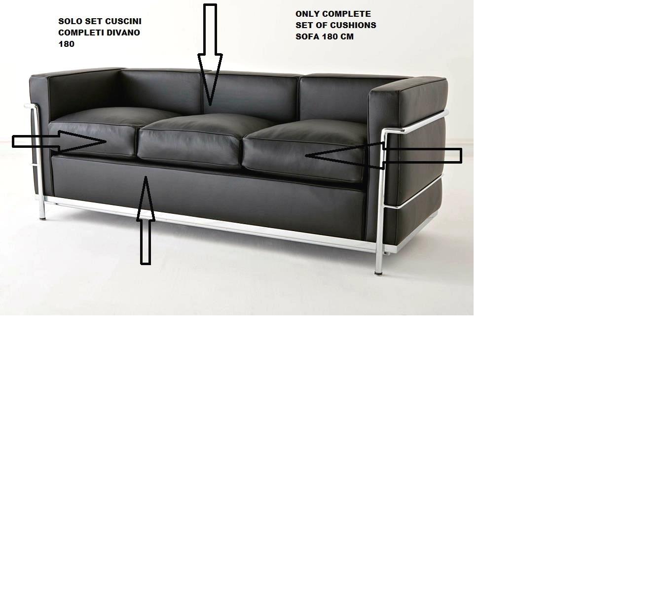 Set cuscini divano 180 - Instant Design