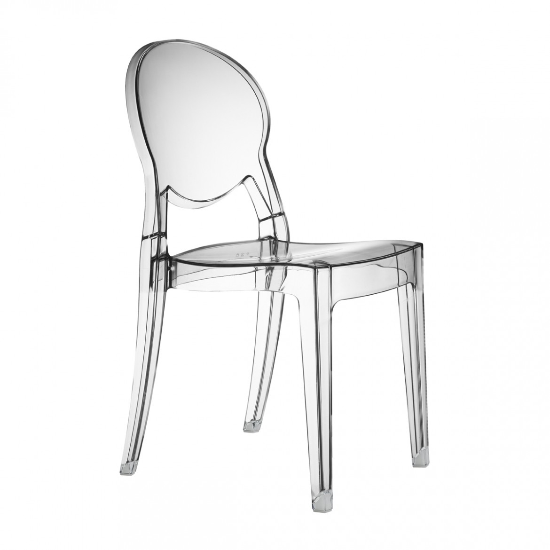 Sedia Igloo in policarbonato - Instant Design