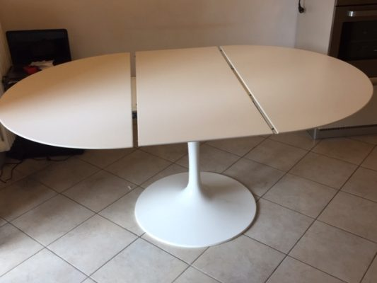 I Pro e i contro del tavolo allungabile Tulip - Instant Design