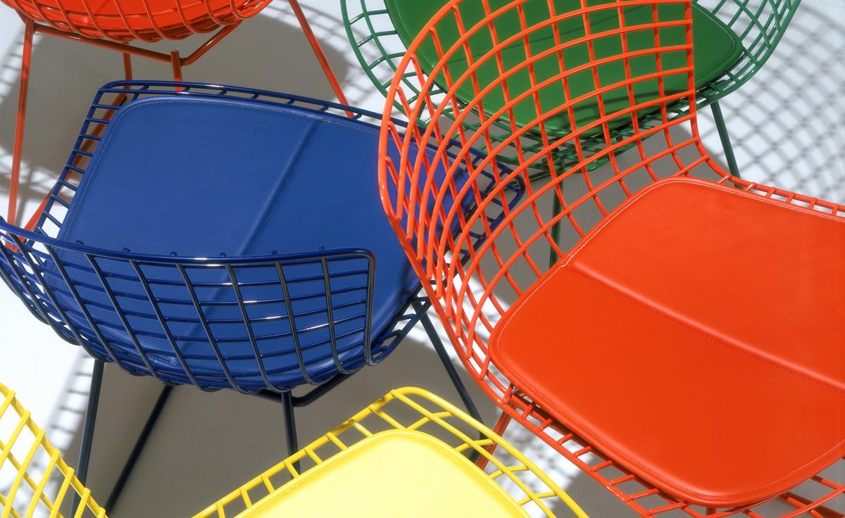 Solo sedile per sedia Bertoia - Instant Design