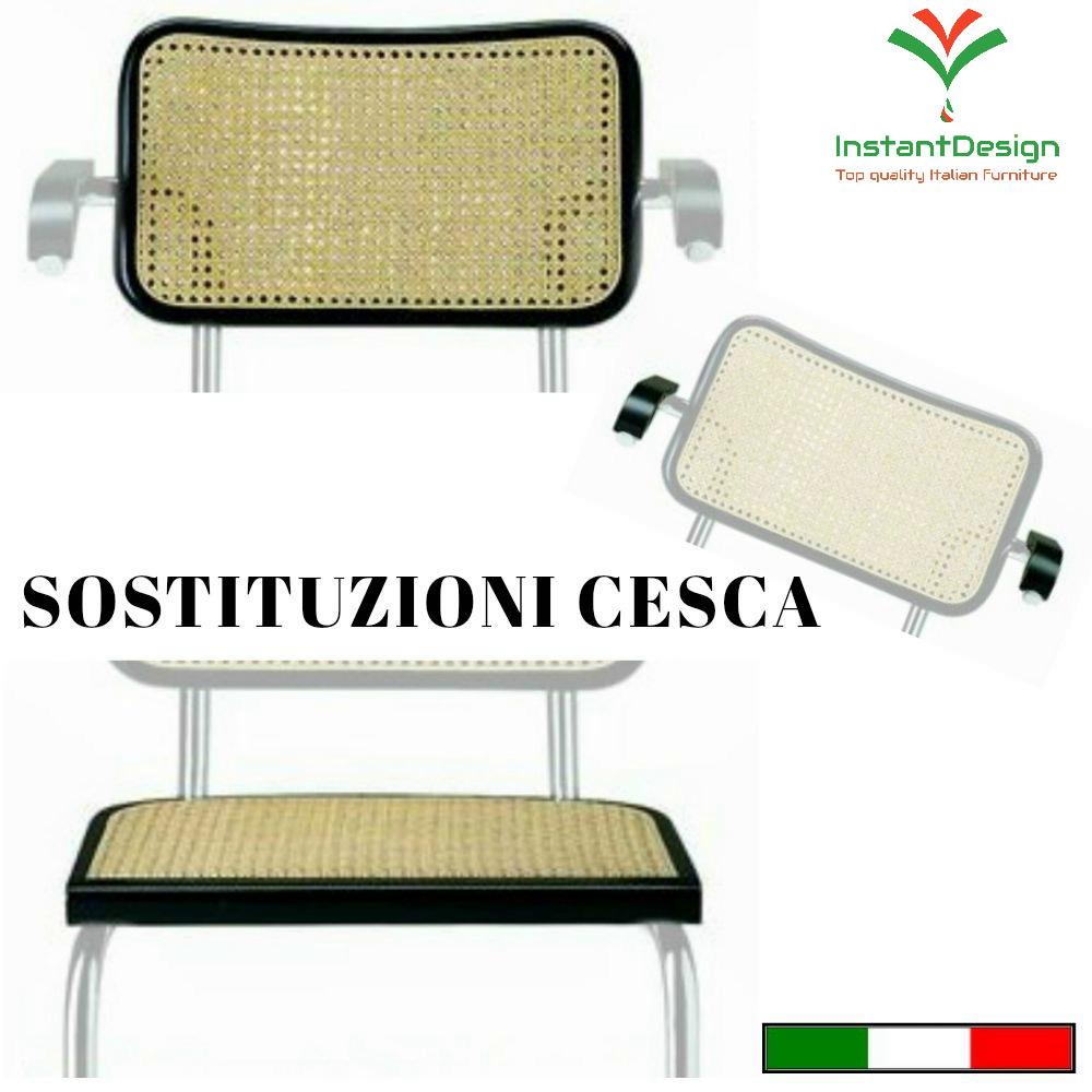 Ricambi Per Sedie In Legno.Ricambi Per Sedia Cesca Instant Design